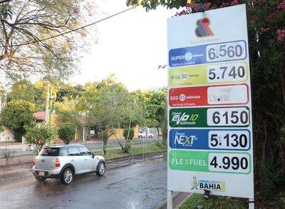 Confirman subas en el precio del gasoil y las naftas