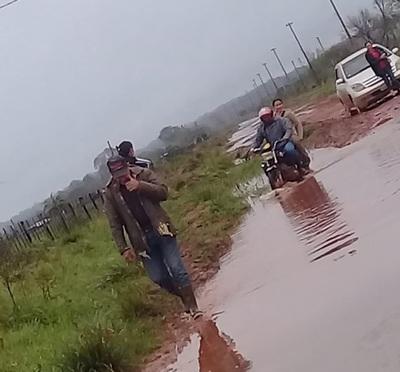 Concepción: Urgen recursos para grave emergencia vial