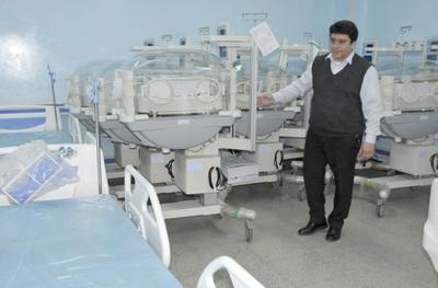 Envían 90 camas al IPS de CDE y otros equipos pero hay limitaciones en personal