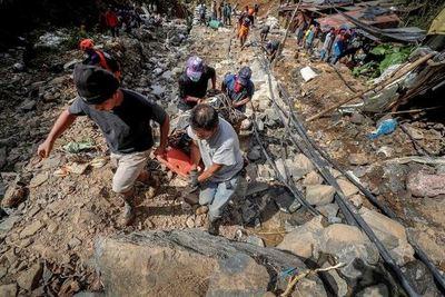 Asciende a 74 la cifra de muertos tras el paso del tifón Mangkhut