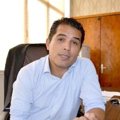 En prematura interna liberal, Roque Godoy destituye al director de obras