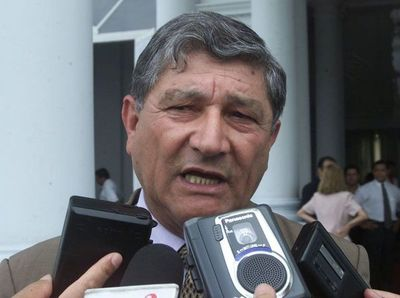 Ibáñez, con cargo de confianza