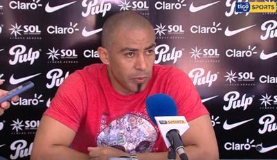 Egidio Arévalo Ríos no se baja de la pelea