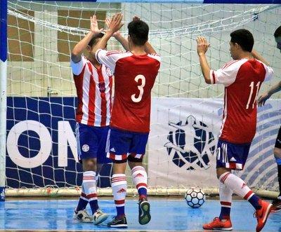 Otra doble victoria de la Albirroja en la Liga Sudamericana