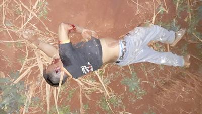 Desconocidos secuestran y matan a tiros a trabajador para luego abandonar su camioneta