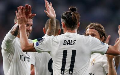 Debut aplastante del Real Madrid