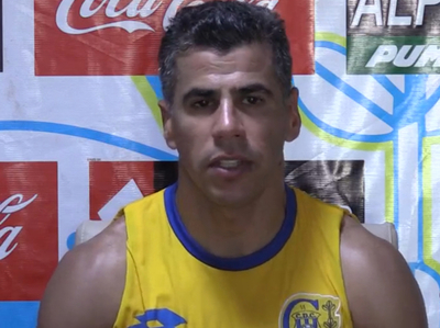 Carlos Bonet aguarda con ansias el choque ante Independiente CG.