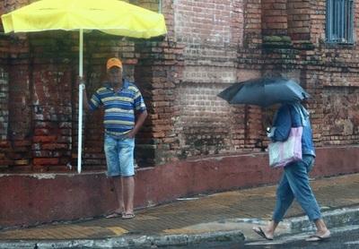 Meteorología emite alerta de lluvias para 10 departamentos