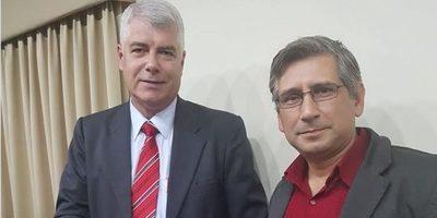 MOPC reitera compromiso de asfaltar una ruta Itape Villarrica