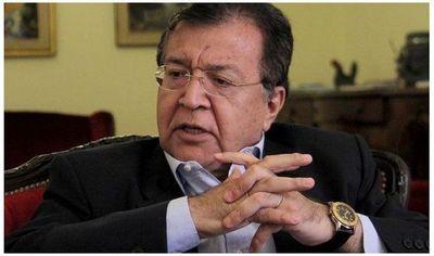 Nicanor dice que no tiene nada que ver con exdirector argentino de la EBY, detenido