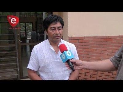 Docente indígena becado a Chile