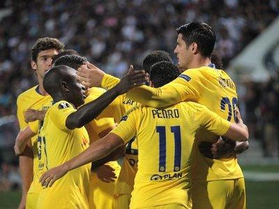 Chelsea, Lazio y Sevilla solventan el debut