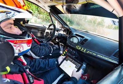 Ico Driver arrasa en los rallys del mundo