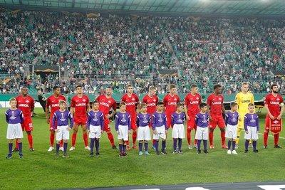 Paraguayos dijeron presente en la Europa League