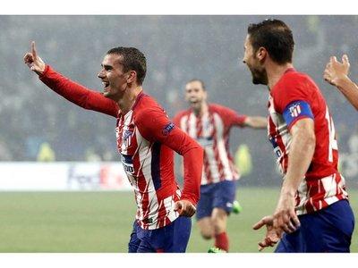 Atlético de Madrid levanta una nueva Europa League