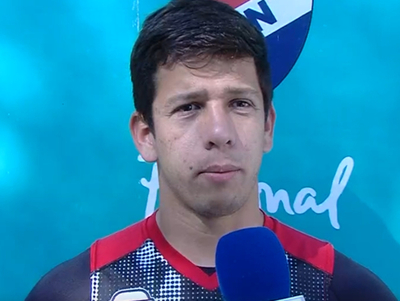 Juan Espínola palpita el choque ante Cerro Porteño