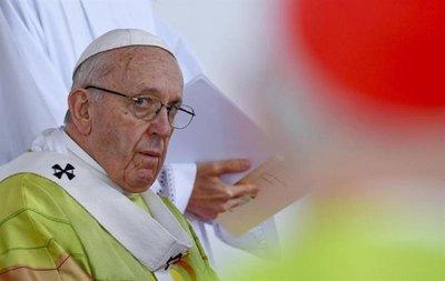 Papa Francisco advierte de que regresa el odio, la discriminación y la intolerancia
