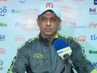 Gustavo Florentín se refirió a lo que será el duelo ante Luqueño