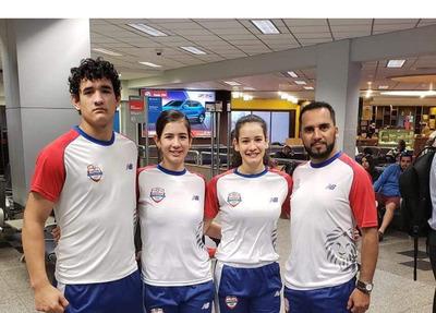 Selección Paraguaya de Karate ya está en Chile