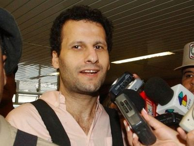 Barakat fue detenido en Foz