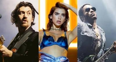 HOY / ¿Arctic Monkeys, Dua Lipa y Lenny Kravitz en Paraguay?: Asunciónico 2019 en la mira