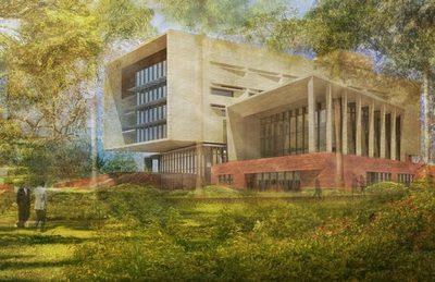 Nueva sede de la embajada de EEUU