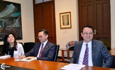 Taiwán seguirá cooperando en proyectos culturales
