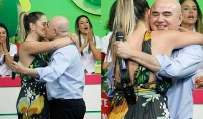Domingo Coronel Y La Romántica Sorpresa Que Le Dio A Su Esposa Karina Doldán