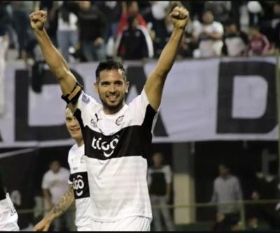 Roque en Olimpia hasta el 2019