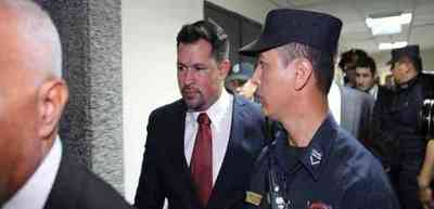 Diputado Ulises Quintana a la cárcel de Viñas Cué