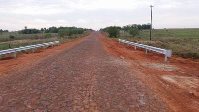 Tramo San Ignacio-Santa Rita será asfaltado