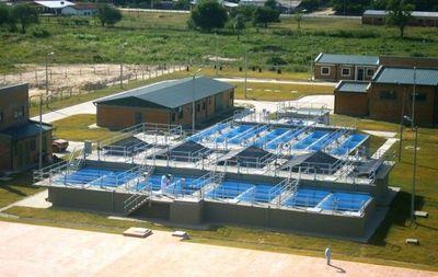 El acueducto del Chaco entrará en operación el próximo año