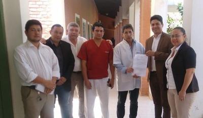 Asume nuevo director del Hospital Regional de Mariscal Estigarribia