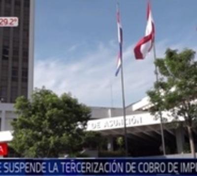 Corte impide tercerización de cobro de impuestos en Asunción