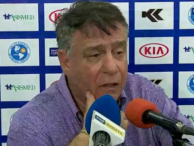 Ever Almeida habló tras la derrota ante las Águilas