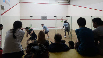 Siguen las inscripciones para el Torneo Primavera de Squash