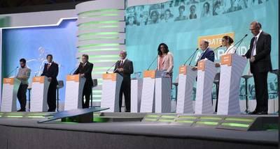 A dos semanas de las elecciones en Brasil