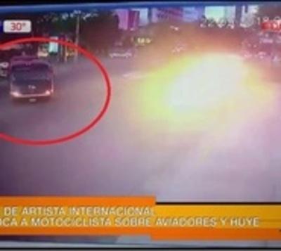 Autobús causa grave accidente en Asunción