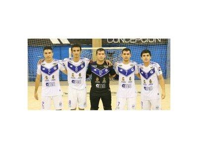 """Fútbol de Salón: 4 equipos definen en el """"mata-mata"""""""