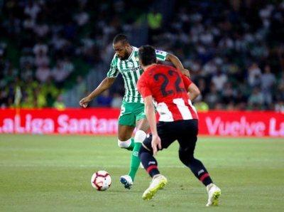 Betis empató de local con el Bilbao