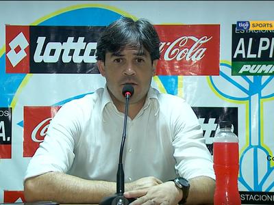 Gavilán analizó lo que fue la victoria escobera