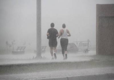 HOY / Pronostican mucho calor, lluvias y tormentas