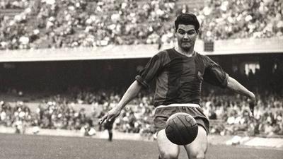 HOY / El paraguayo que inauguró las redes del Camp Nou