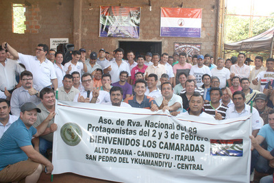 Exsoldados del golpe del 89 luchan por acceder a una indemnización