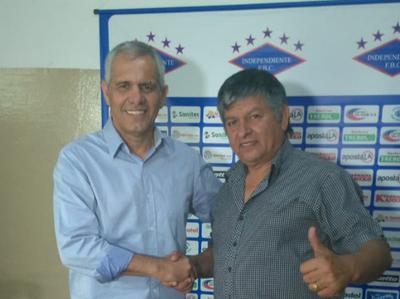 Víctor genes es nuevo DT de Independiente