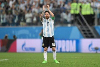 Messi no jugará los amistosos de Argentina