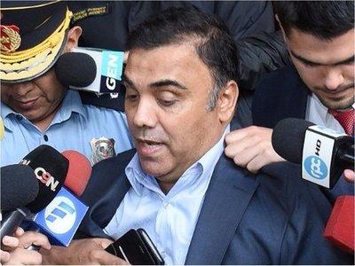 Javier Díaz Verón cumple un mes en la cárcel