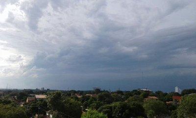Alerta para tormentas en nueve departamentos