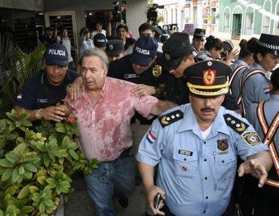 Fiscal pide prisión preventiva