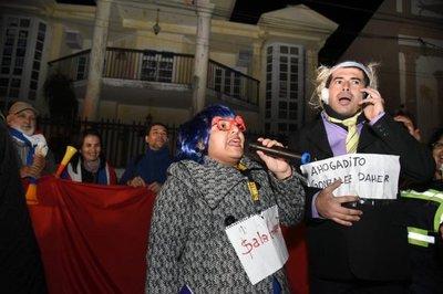 "Ester Roa: ""González Daher debe de ir a Tacumbú"""